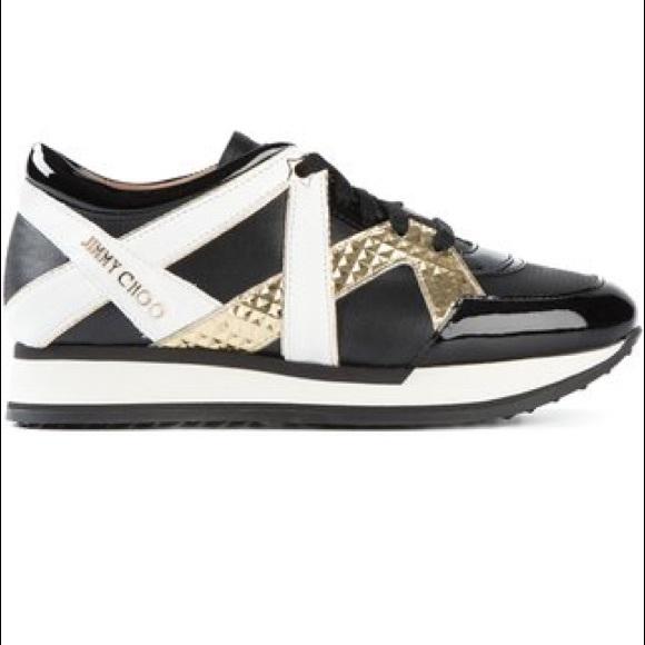 FOOTWEAR - Low-tops & sneakers Jimmy Choo London FEoJUZ8tCO